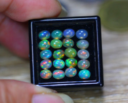 4.39ct Natural Ethiopian Welo Solid Opal Lot A42
