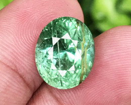11.590 Crt Paraiba GIL CERTIFIED Natural Copper Bearing Unheated