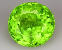 3.07Ct Pakistan Peridot Fine Cut Quality Gemstone PT11