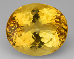 20.12Ct Natural Citrin Top Quality Gemstone. CT5