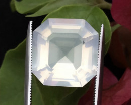 Sparkle Moonstone 9.00 cts High Grade Moonstone Funcy Cut Piece Ring~RA