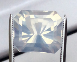Sparkle Moonstone 10.65 cts High Grade Moonstone Funcy Cut Piece Ring~RB
