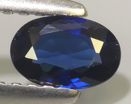 0.45 CTS AWESOMEBLUE SAPPHIRE FACET GENUINE MADAGASCAR~EXCELLENT!!