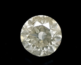 1.015CT WHITE DIAMOND  BEST QUALITY GEMSTONE IIGC95