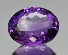 Natural Amethyst 11.14 Cts, Good Quality Gemstone