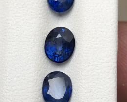 ~No RESERVE~4.75 Carats Natural Sapphires Gemstones