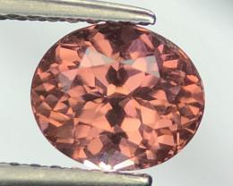2.085(ct)Malaya Garnet Top Luster & Color Garnet Gemstone