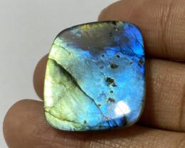 33.90  Cts Natural Labradorite loose Gemstone 86