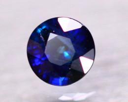 1.06ct Natural Ceylon Blue Sapphire Oval Cut Lot V8256