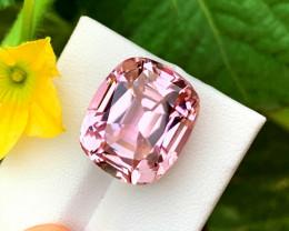 28.55 cts Natural Pink Kunzite Gemstone