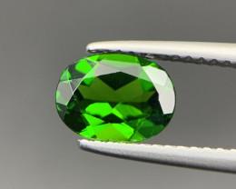1.30 Ct Unheated Top Grade Chrome Diopside Gemstone. Cd-4620