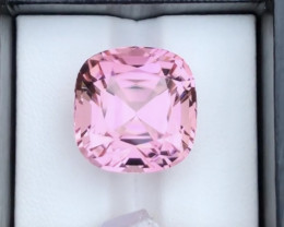 Magnificent Quality  Baby Pink Color 30.00 Carat Natural Tourmaline From Ja