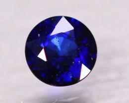 1.32ct Natural Ceylon Blue Sapphire Round Cut Lot LZ9318