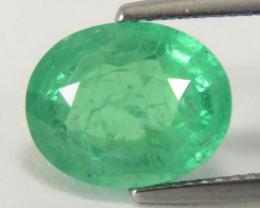 4.33Cts Genuine Amazing Ethiopian Emerald  Oval Cut Loose Gemstone