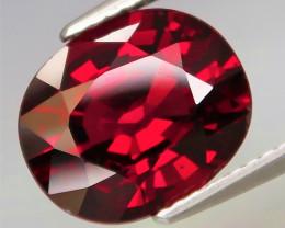 4.99 Ct. 100% Natural Earth Mined Red Rhodolite Garnet Africa
