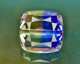 6.55 Carat Top Class Amazing Quality Color Separation Ametrine