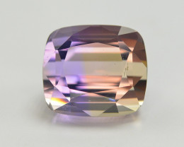 6.50 Carat Top Class Amazing Quality Color Separation Ametrine