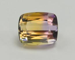 6.40 Carat Top Class Amazing Quality Color Separation Ametrine