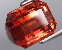 5.58Ct.Ravishing Color! Natural BIG Padparadsha Tourmaline Perfect