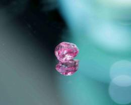2.58cts Pink Pyrope Mahenge type fac grade Madagascar