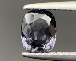 0.90 Ct Unheated Excellent Burmese Grey Spinel. Spn-46
