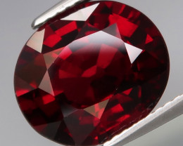 7.10  Ct.100% Natural Earth Mined Top Quality Red Rhodolite Garnet Africa