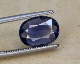 Top Rare Natural Sapphire 2.41 Cts from Kashmir, Pakistan