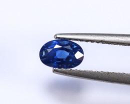 **No Reserve** 1.05ct Natural Blue Sapphire