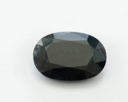 6.77ct. Natural Midnight Blue Sapphire