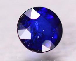 1.80ct Natural Ceylon Blue Sapphire Round Cut Lot GW9389
