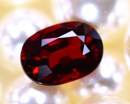 Almandine 2.47Ct Natural Vivid Blood Red Almandine Garnet E0401/B26