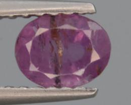 Natural Sapphire 0.74  Cts from Kashmir, Pakistan