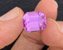 Amazing piece 11.50 Carat Natural Kunzite From Afghanistan
