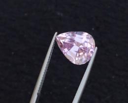 Beautiful Piece 7.80 Carat Natural Kunzite gemstone