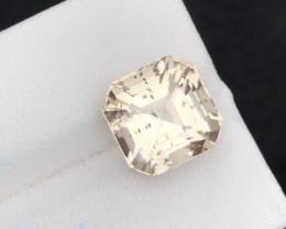 Beautiful piece 6.70 Ct Yellow Scapolite  gemstone