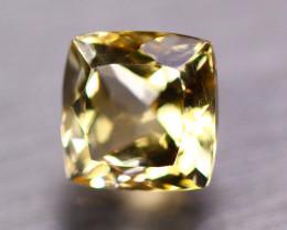 6.72Ct Natural Yellow Citrine Octagon Cut Lot B4303
