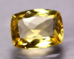 7.78ct Natural Yellow Citrine Octagon Cut Lot GW9413