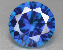 Azotic Topaz 2.42 Cts Blue Color Natural Gemstone