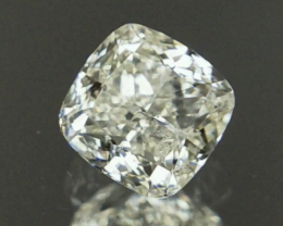 1.00cts ,  Fancy Shape Diamond , White Colored Diamond