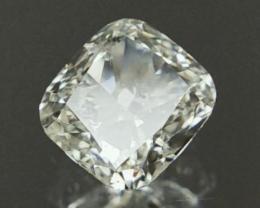 1.01cts ,  Fancy Shape Diamond , White Colored Diamond