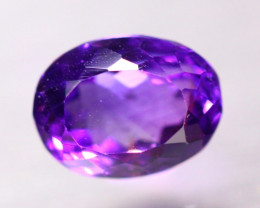 8.58Ct Natural Purple Amethyst Oval Cut Lot V08