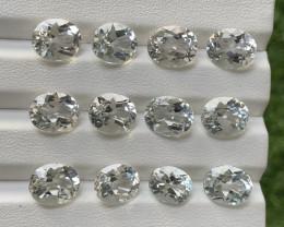 37.22 CT Topaz Gemstones parcel