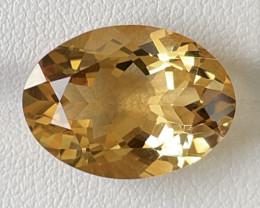 10.65 CT Citrine Gemstones