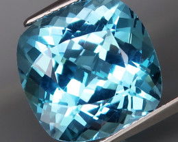 13.36  ct. 100% Natural Earth Mined Top Quality Blue Topaz Brazil