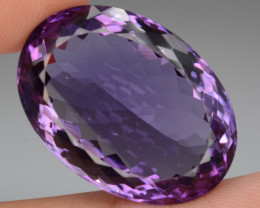 Natural Amethyst 22.76  Cts Top Quality Gemstone