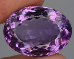 Natural Amethyst  22.60 Cts Top Quality Gemstone