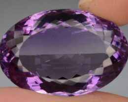 AAA Natural Amethyst   22.77  Cts Top Quality Gemstone