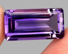 16.70 ct 100% Natural Earth Mined Unheated Purple Amethyst, Uruguay