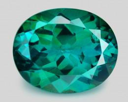 Topaz 5.66 Cts Green Color Natural Gemstone