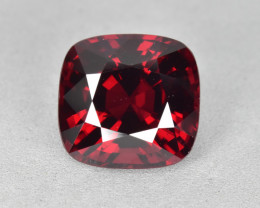 4.21 Cts Fabulous Beautiful Color Natural Burmese Red Spinel